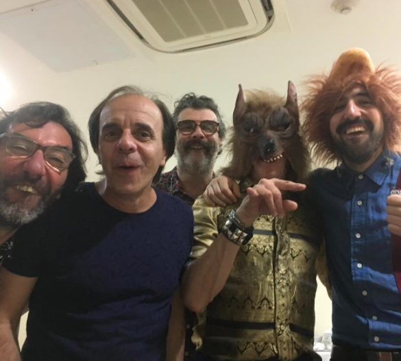 La agrupación uruguaya se formó en 1984, bajo el gé...