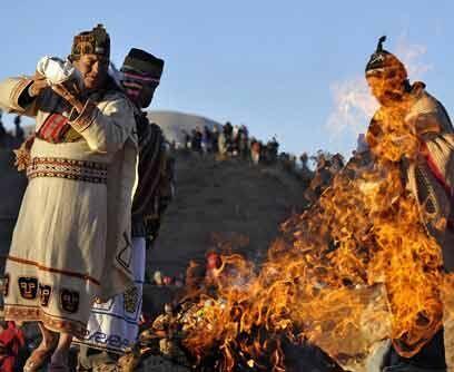 Bolivia: Tiwanaku: centro espiritual y político de la cultura tiwanaku....