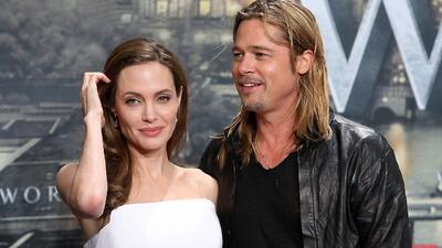 Angelina Jolie y Brad Pitt ya firmaron su millonario contrato prematrimo...