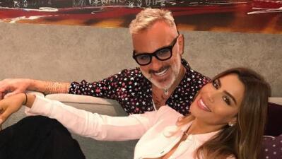 Gianlucca Vacchi presentó ante la sociedad italiana a su novia Ariadna G...