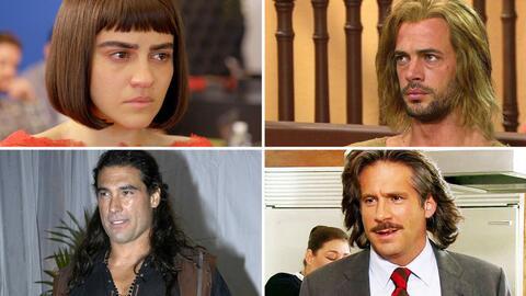 Los looks que nos dejaron con la boca abierta en las telenovelas