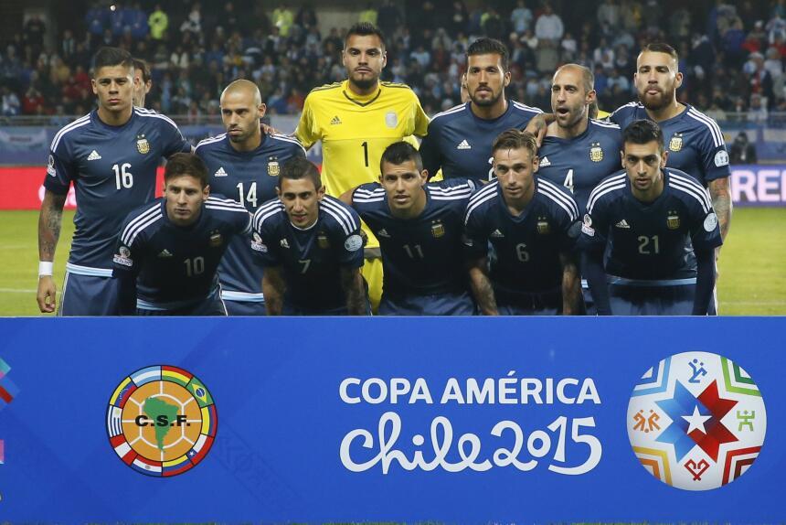 Paraguay vs. Jamaica, Argentina vs. Uruguay