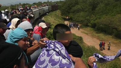 Viceministro de Relaciones Exteriores de Guatemala visitó a menores inmi...
