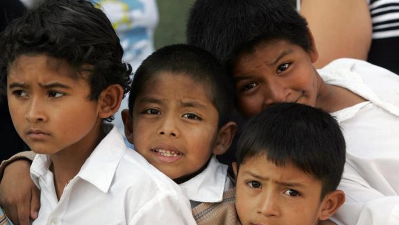 Los menores de las minorías son a quienes menos les toman las huellas da...