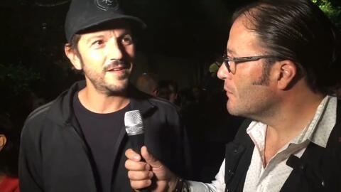 Diego Luna afirma que la muerte del periodista Javier Valdez tendría que...