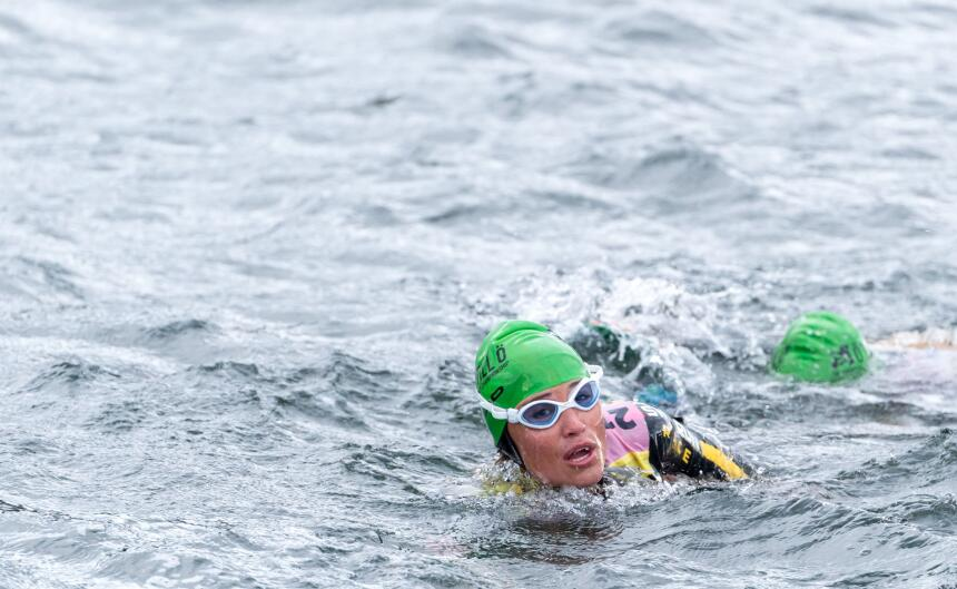 Pippa Middleton hace maratón en Suecia.