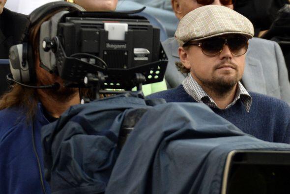 Leonardo DiCaprio. Mira aquí lo último en chismes.