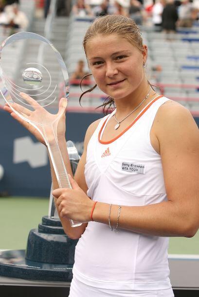 Las tenistas Steffi Graf, Martina Hingis y Lindsay Davenport son la insp...