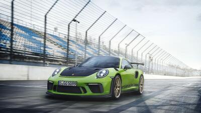Porsche nos hace soñar con el anuncio de su nuevo 911 GT3 RS 2019