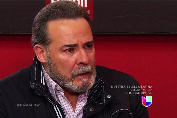 Bueno don Paco, usted hizo muy bien en revelarle a Sofía que es su verda...