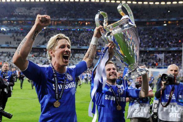 El Chelsea, sin el marfileño Didier Drogba, cuyo penalti dio al equipo i...