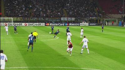 Los 10 mejores | Espectacular volea de Dejan Stankovic hizo quedar en ridículo a Manuel Neuer