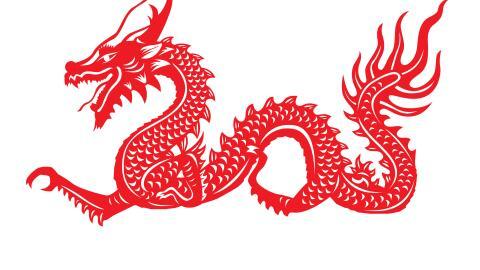 Llega el mes del Dragón lleno de entuciasmo