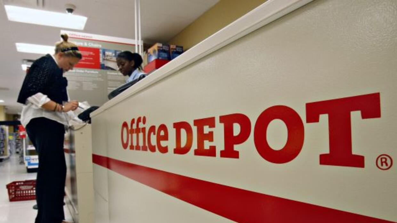 Office Depot anunció el cierre de unas 400 tiendas alrededor de todo Est...