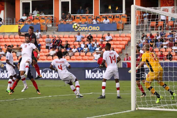 Costa Rica rescata un punto ante una sorprendente Canadá Francisco Calvo...