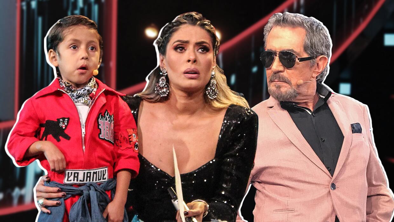 Los jueces no tuvieron piedad: el cuarto show de Pequeños Gigantes pone...