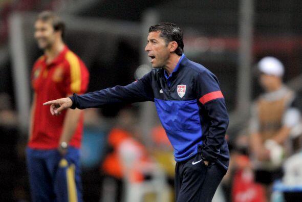 Tab Ramos: Fue el creativo de la selección estadounidense por casi una d...