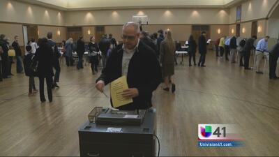 Elecciones especiales para los Distritos 26 y 123
