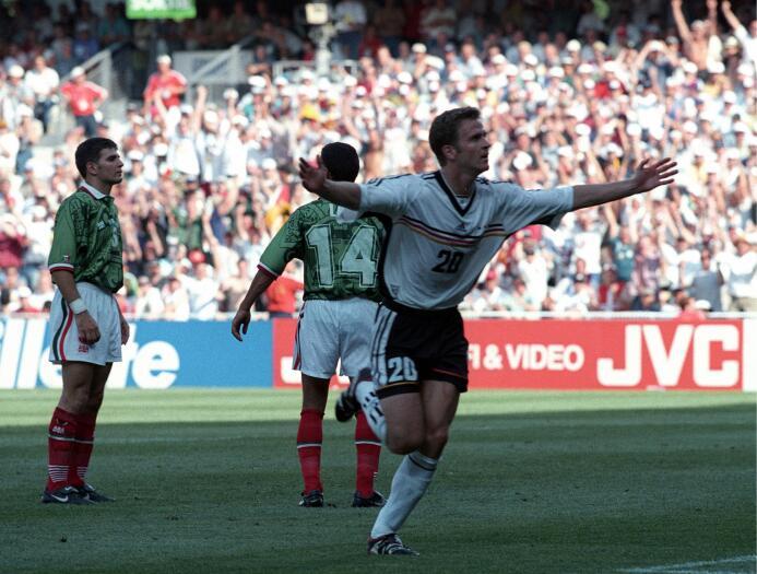 Si Raúl Rodrigo Lara no hubiera fallado en Francia 1998 19980629_6.jpg
