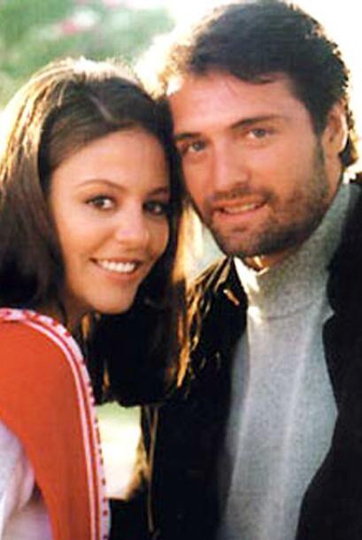 Adriana Nieto llegaba tarde a las grabaciones y se negaba a besar a Juan...