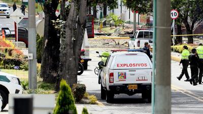 """ELN admite autoría del atentado contra una escuela policial en Bogotá: """"La operación es lícita en guerra"""""""