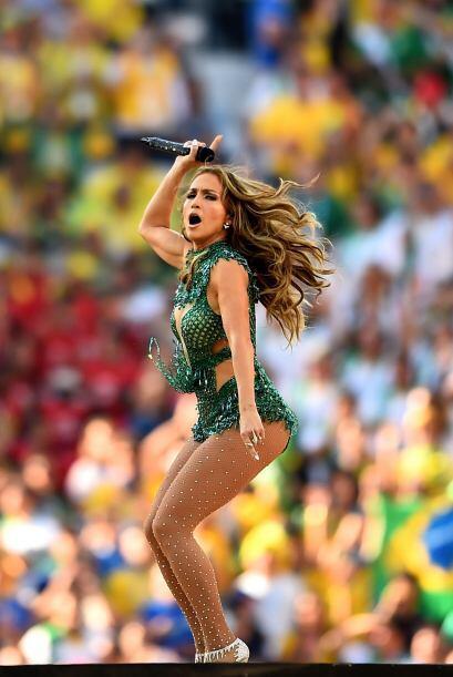 La participación de la cantante se puso en duda a pocas horas de la aper...