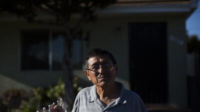 Los vecinos hispanos que viven junto a la refinería de Phillips 66