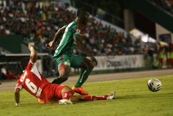 Franco Arizala: Al parecer el cambio de equipo no le vino bien al delant...