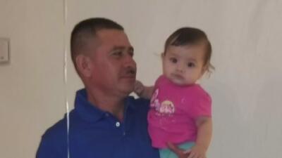 Le dan el último adiós a un padre y su hija que murieron tras ser atropellados la noche de Halloween