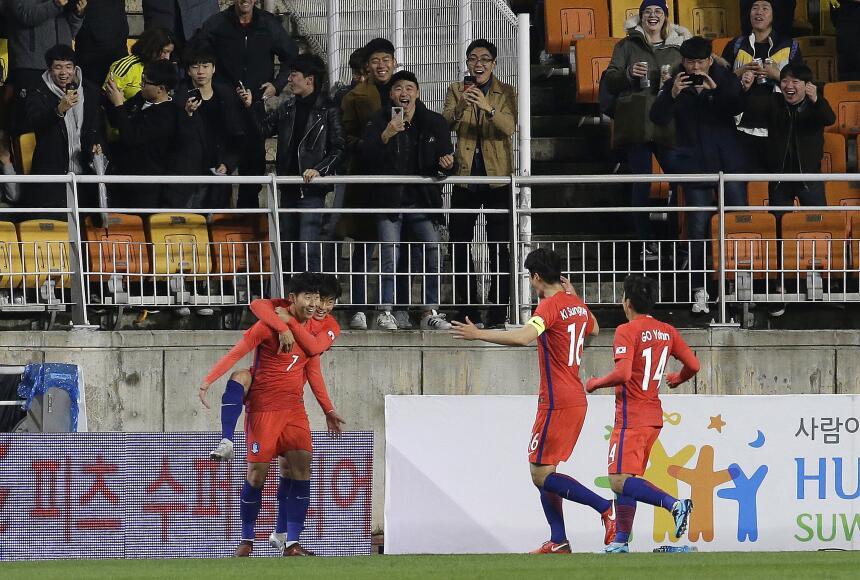 Colombia tropezó en su visita a Corea del Sur ap-17314438586773.jpg