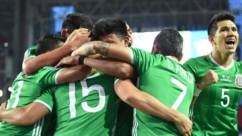 El Tri venció a Honduras con lo mínimo para meterse en semifinales de Co...