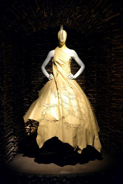 El romanticismo que tenía el diseñador se ve reflejado en sus creaciones.