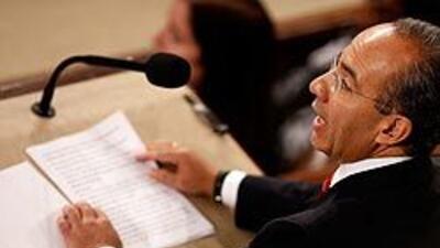 Discurso íntegro de Felipe Calderón ante Congreso de EU 697029b7e3c54cbb...