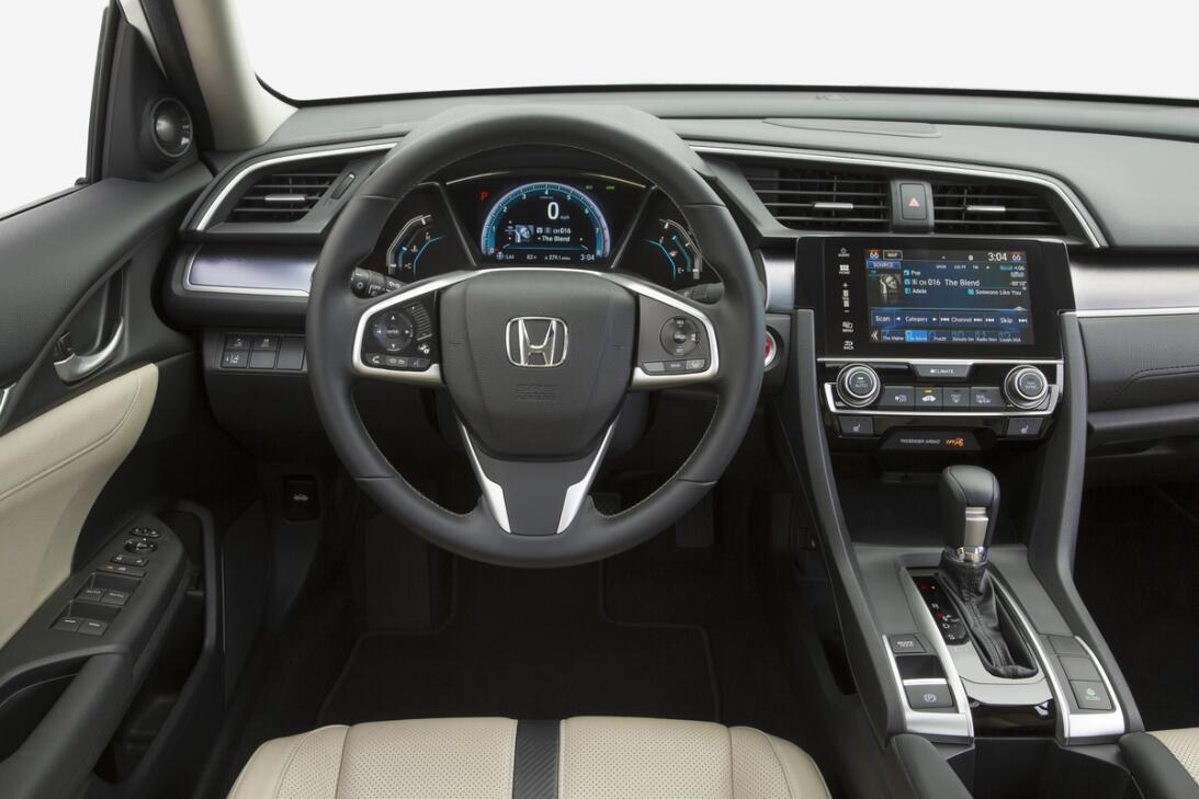 Honda Civic sedán 2017