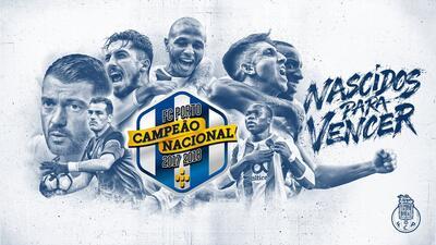 Porto y la legión mexicana son campeones en Portugal