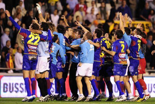Así fue e los dos casos, Valencia aseguró el tercer lugar general y Leva...