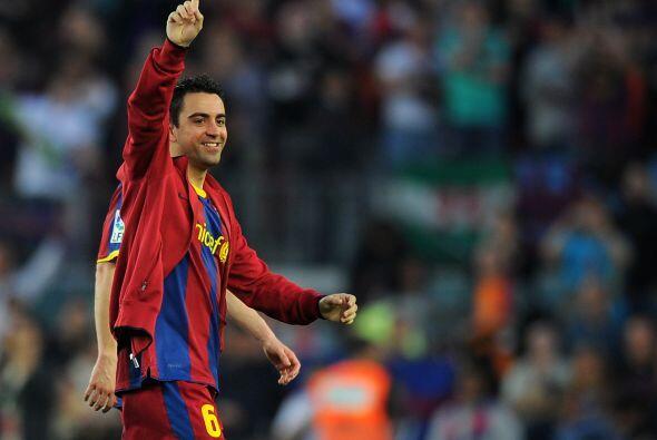 El Barcelona festejó el triunfo final de 2-0 y sólo necesita de un punto...