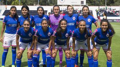 En la jornada seis, Cruz azul por fin sumó su primer punto en la Liga MX Femenil