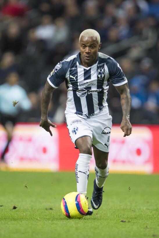 Delantero: Dorlan Pabón (Monterrey) - una asistencia y tres remates a gol.