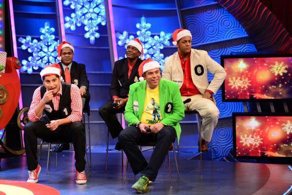 El turno de nuestros comediantes llegó e hicieron reír a carcajadas al p...