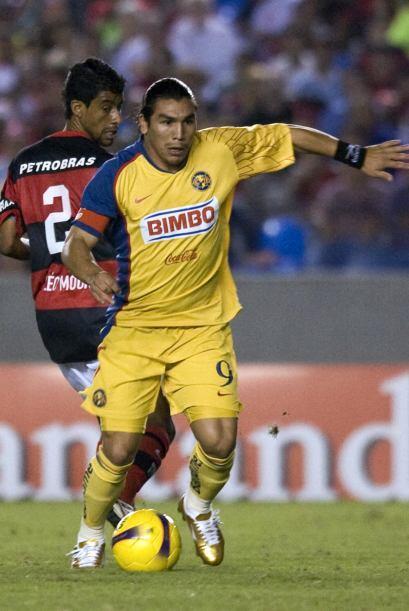 """Con una gran actuación del paraguayo Salvador Cabañas, el cuadro """"azulcr..."""