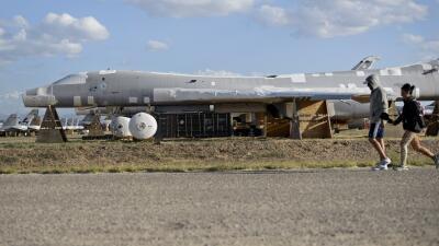 AIRPLANE BONEYARD