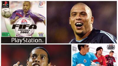 El mejor de todos: este es el 11 Ideal del videojuego FIFA desde su edición 2002
