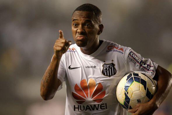 Robinho: Rapídisimo atacante brasileño que pintara para se...