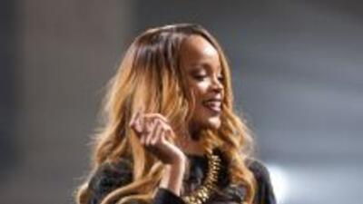 Rihanna está enfocada en pasar un 2014 tranquilo y lleno de proyectos.