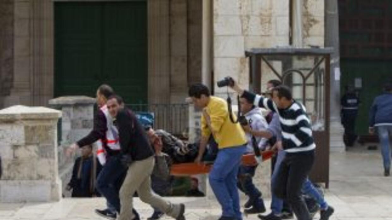 Los periodistas también son secuestrados o detenidos arbitrariamente, ya...