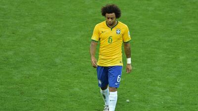 El lateral del Real Madrid no jugará la Copa América con Brasil.