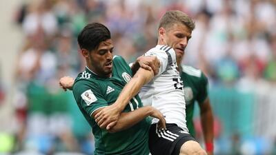 En el impactante triunfo 1-0 de México ante Alemania hay un evidente 'factor MLS'