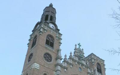 El primer templo polaco construido en Chicago cumple 150 años de servicio
