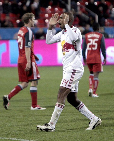 Thierry Henry rescató un punto para los Red Bulls de forma dram&a...